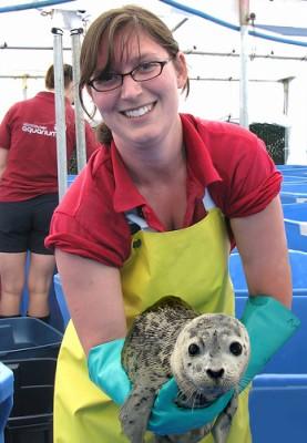 Vancouver Aquarium Marine Mammal Rescue Centre